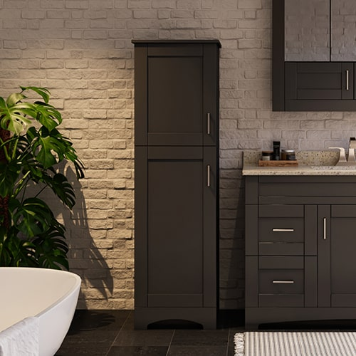 Indygo10 - Linen Cabinets