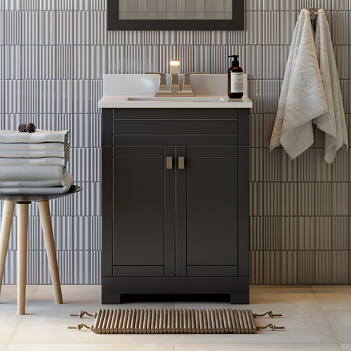 Indygo10 - Uptown Bath Vanity Without Top
